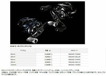 Load image into Gallery viewer, Daiwa SLP WORKS reel RCSB 95mm carbon crank H. SLPWA 042 F/S from JAPAN NEW