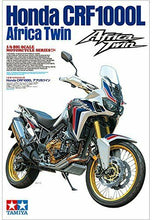 Load image into Gallery viewer, TAMIYA 1/6 Honda CRF1000L Africa Twin Model Kit NEW from Japan
