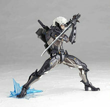 Load image into Gallery viewer, NEW Revoltech Yamaguchi No.140 METAL GEAR RISING REVENGEANCE RAIDEN Figure F/S