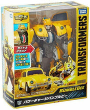 Load image into Gallery viewer, Transformers Power Charge Bumblebee