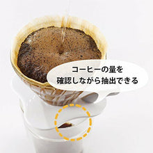 Load image into Gallery viewer, NEW HARIO V60 Heat resistant glass transparent coffee dripper 03Black VDG-03B#Si