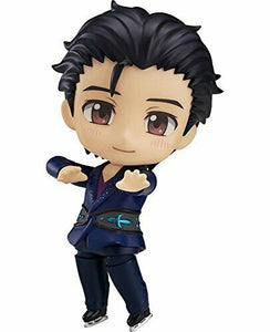 Good Smile Company Nendoroid Yuri on Ice Katsuki Yuri Free skating Figure NEW