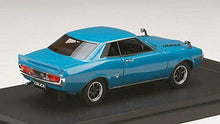 Load image into Gallery viewer, Hobby Japan MARK 43 1/43 Toyota Celica (TA 22) Sports wheel Blue metallic
