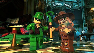 Warner Home LEGO DC Super-Villains SONY PS4 PLAYSTATION 4 JAPANESE VERSION