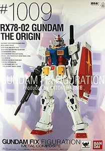 GUNDAM FIX FIGURATION METAL COMPOSITE RX78-02 gundam THE ORIGIN Re:PACKAGE