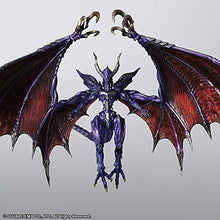 Load image into Gallery viewer, Final Fantasy Creatures Bling Arts Bahamut PVC Movable Figure SQUARE ENIX New
