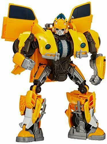 Transformers Power Charge Bumblebee