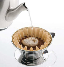 Load image into Gallery viewer, Kalita Wave Dripper 185 (for 3-4 people) #05033 New