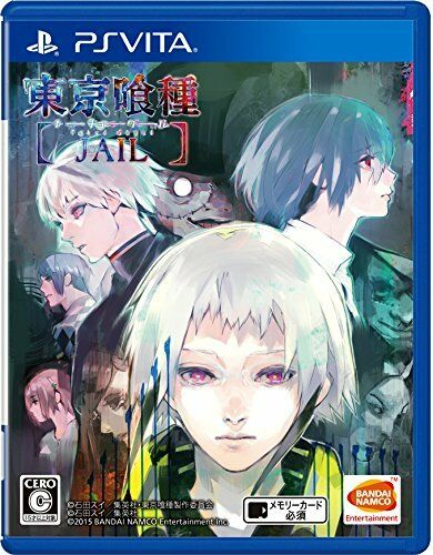 Tokyo Ghoul Jail  PS Vita SONY JAPANESE NEW JAPANZON