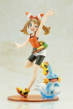 Load image into Gallery viewer, ARTFX J Pokemon HARUKA with MUDKIP (Mizugorou) 1/8 PVC Figure Kotobukiya NEW F/S