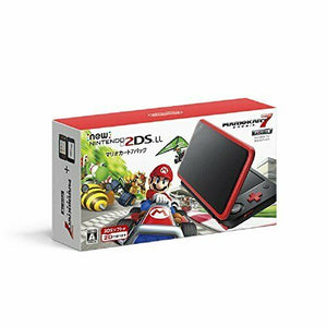 New Nintendo 2DS LL Mario Kart 7 pack Japan version