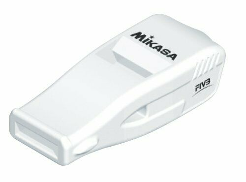 Mikasa whistle Volleyball Referee White from JAPAN F/S NEW