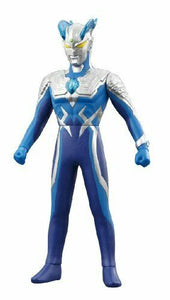 ULTRA-ACT Ultraman Zero STRONG CORONA / LUNA MIRACLE Zero Action Figure BANDAI