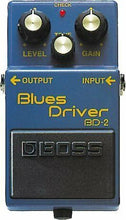 Load image into Gallery viewer, Boss BD-2 Blues Driver Guitar Effects Pedal New