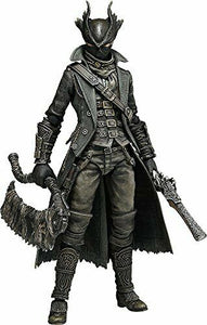 BLOODBORNE HUNTER FIGMA FIGURE - NEW AND SEALED