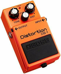 BOSS Distortion DS-1 Effec From japan
