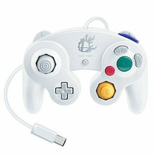 Load image into Gallery viewer, Nintendo GameCube Controller Smash Bros white  NEW Japan F/S