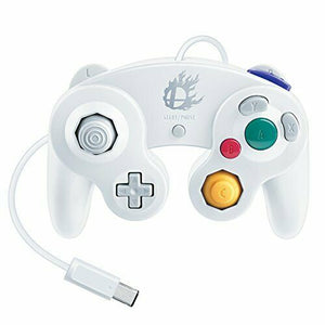 Nintendo GameCube Controller Smash Bros white  NEW Japan F/S