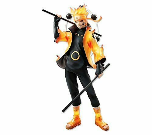 Uzumaki Naruto Rikudou Sennin Mode GEM Series Authentic Megahouse Figure NEW