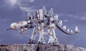 ZOIDS HELIC Memorial Box II 1983-1984