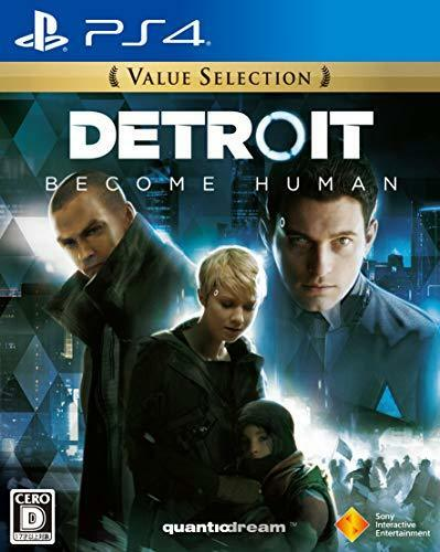 Detroit: Become Human Value Selection PS4