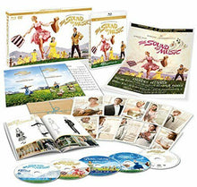 Load image into Gallery viewer, The Sound Of Music Production 50Th Anniversary Edition Blu-Ray BOX New A