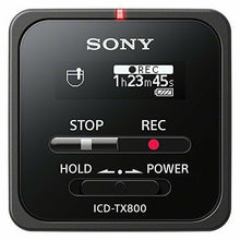 Load image into Gallery viewer, SONY IC Recorder ICD-TX800 Black White 16GB (F/S Tracking #) Japan NEW