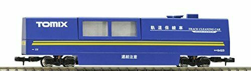 Tomix N scale 6425 Multi Rail Cleaning Car Blue Train Model Supplies f/s from jp