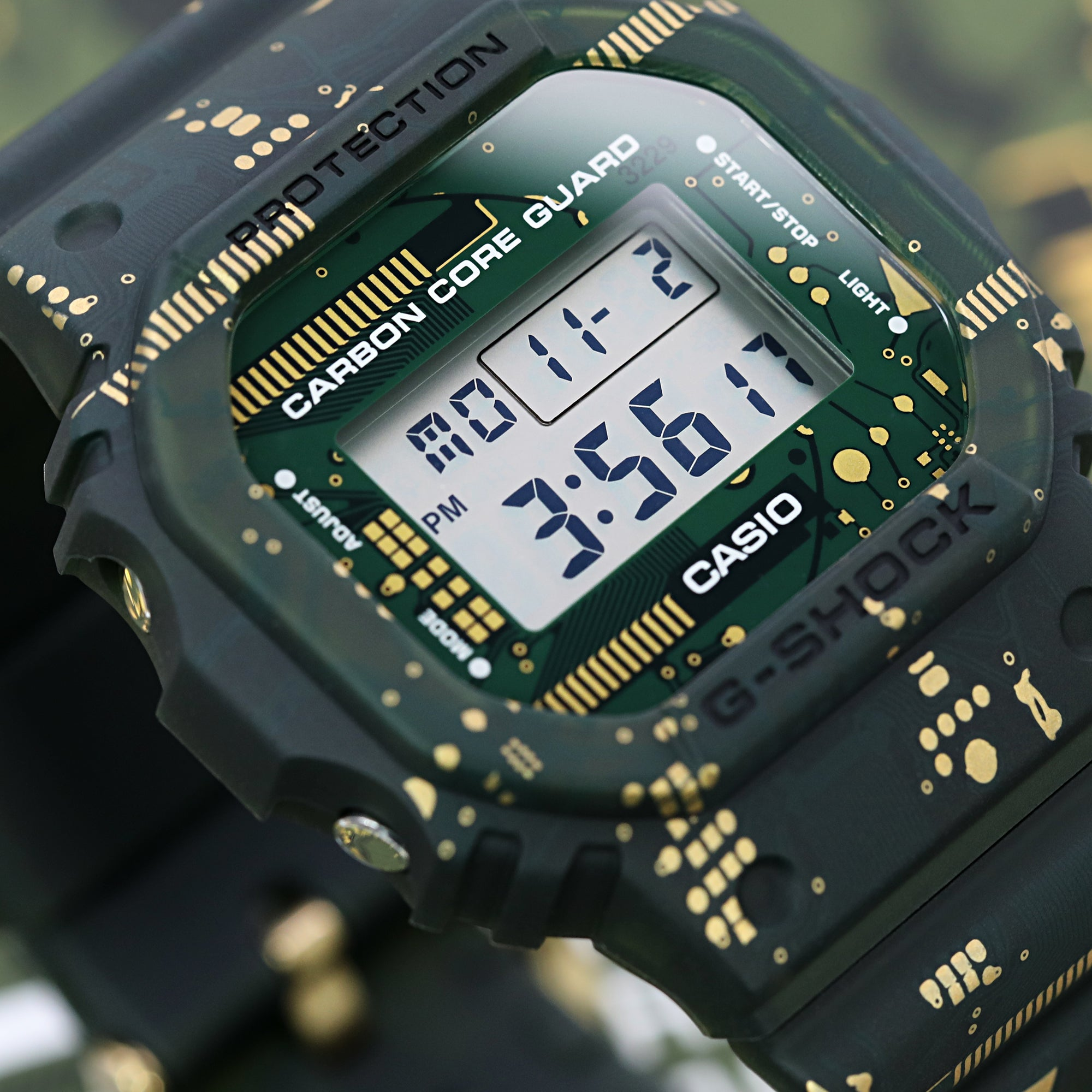 The 1st Changeable Casio G-SHOCK DWE-5600CC-3