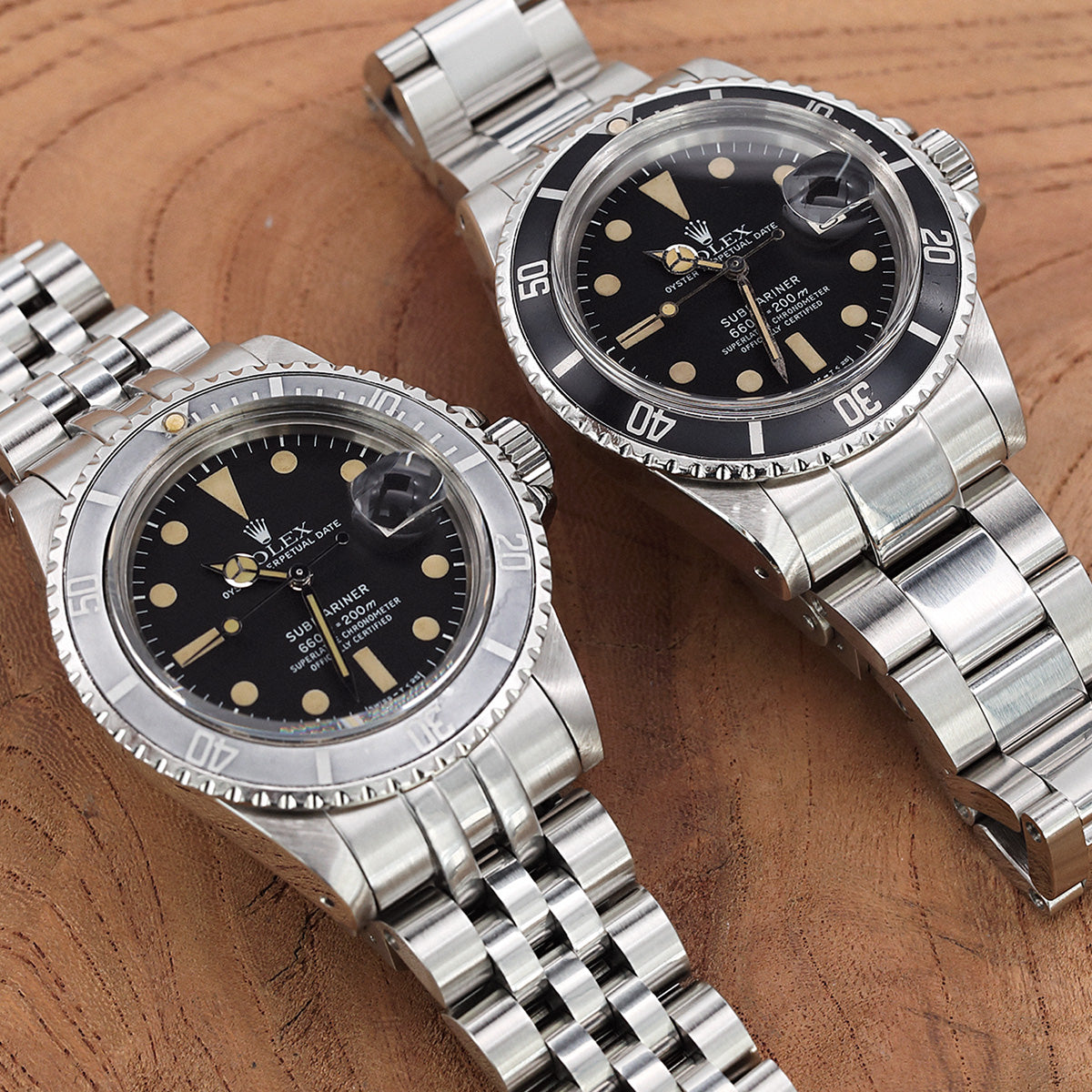 The perpetual nature of Rolex Oyster bracelet