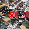 "ENJOY our ""50% discount on express shipping"