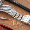 What is Milanese mesh? A brief history of Mesh watch band