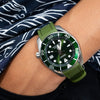 2019 NEW Seiko Sumo Green SPB103J1, 6R35 Caliber