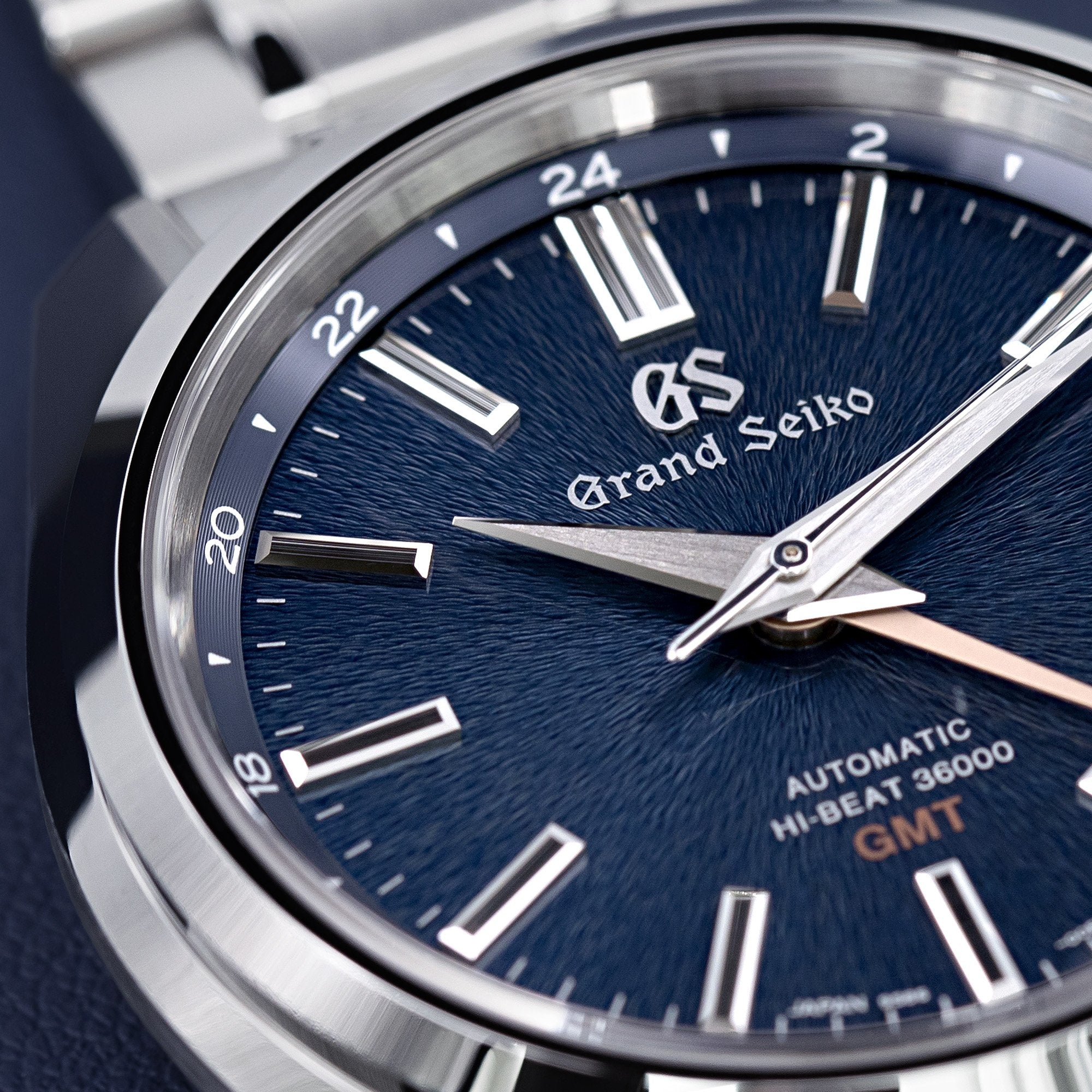 Grand Seiko Boutique Limited Edition SBGJ235 Hi-Beat 36000 GMT (Part 5)