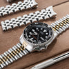 Ever wonder how you can play with your Seiko SKX007 - 81 ideas