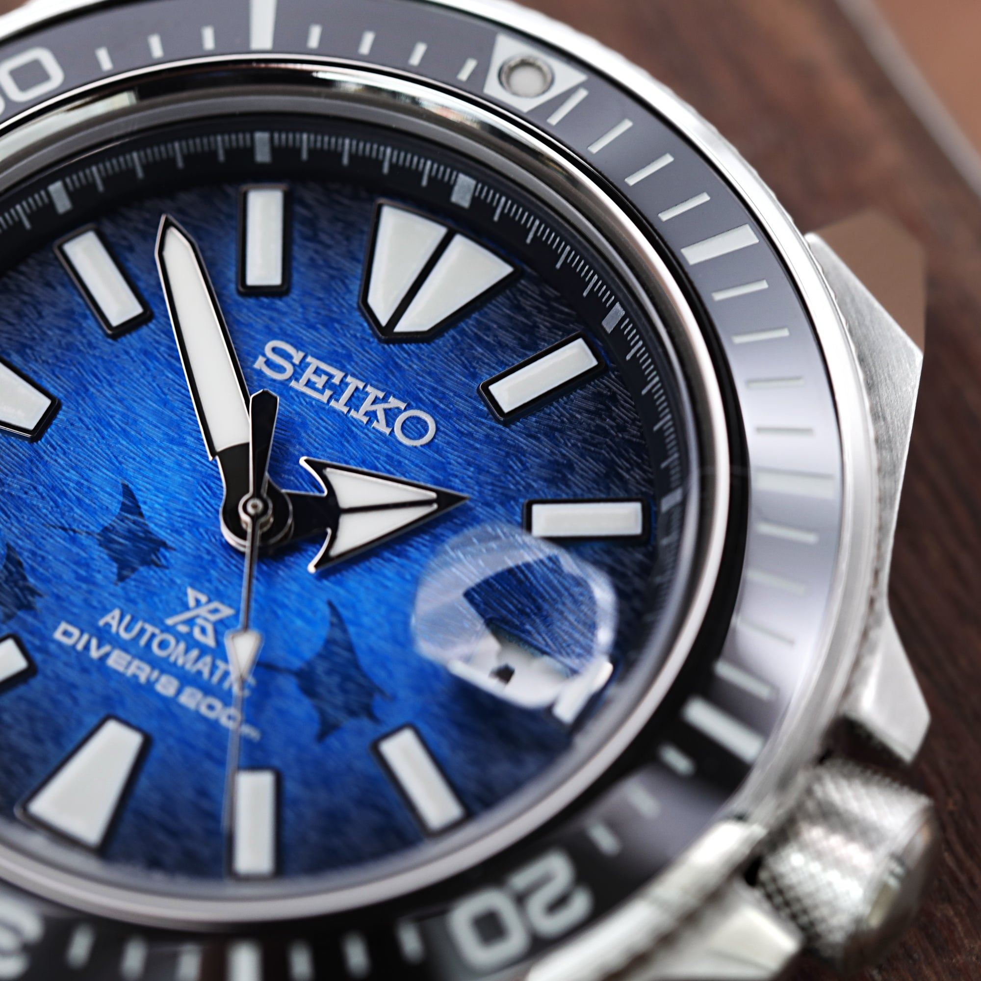 Seiko Prospex King Samurai - Save The Ocean SRPE33K1
