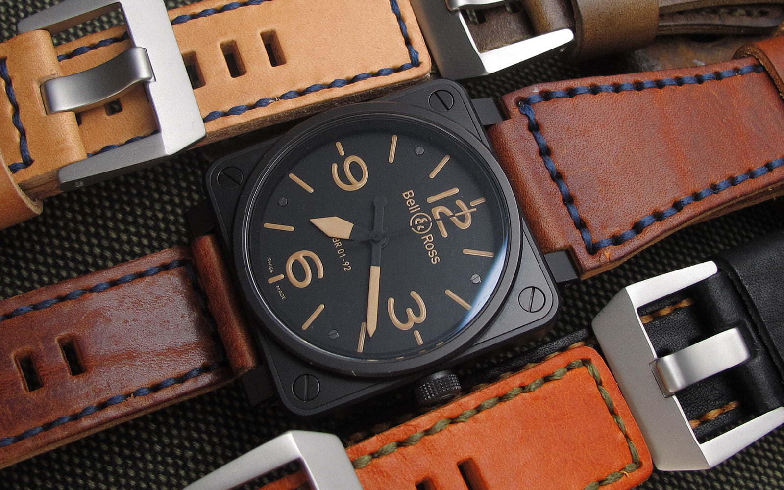 For Bell & Ross BR01