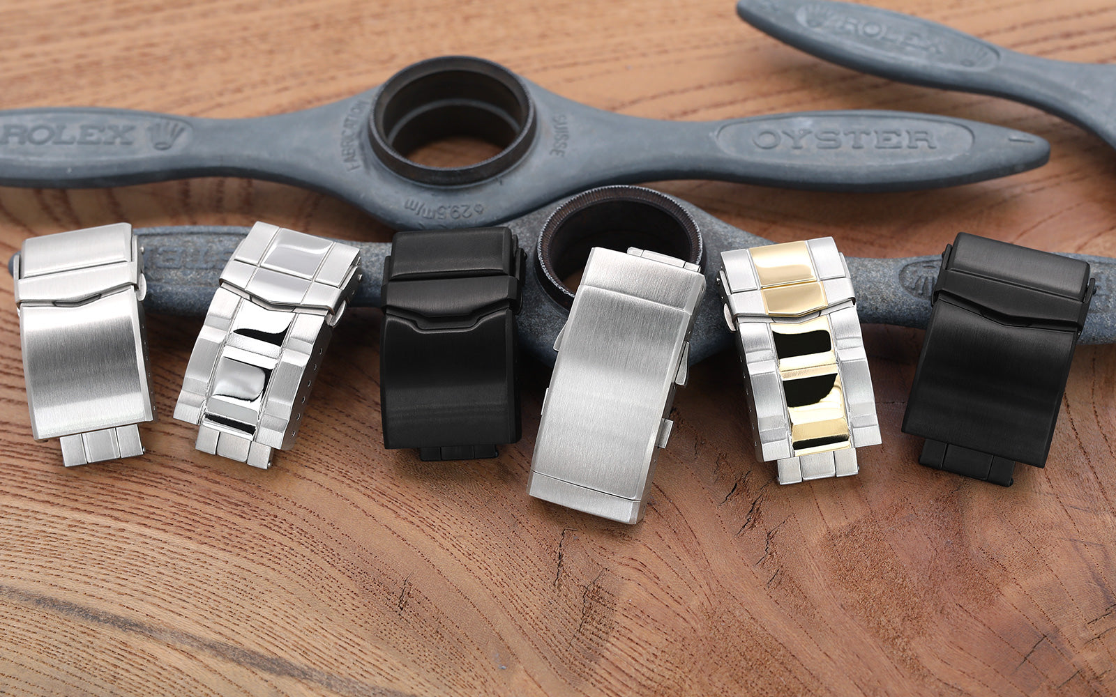Watch Band Divers Clasp