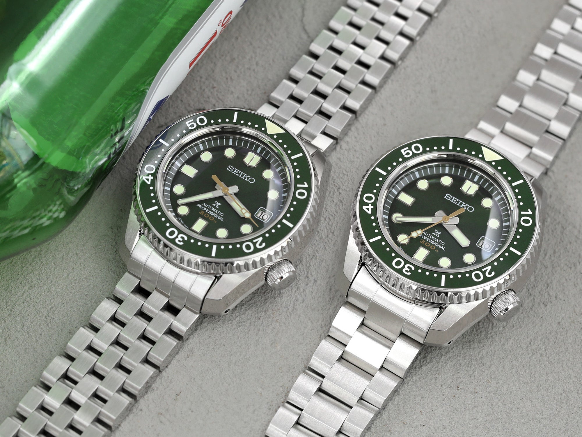 For Seiko MM300