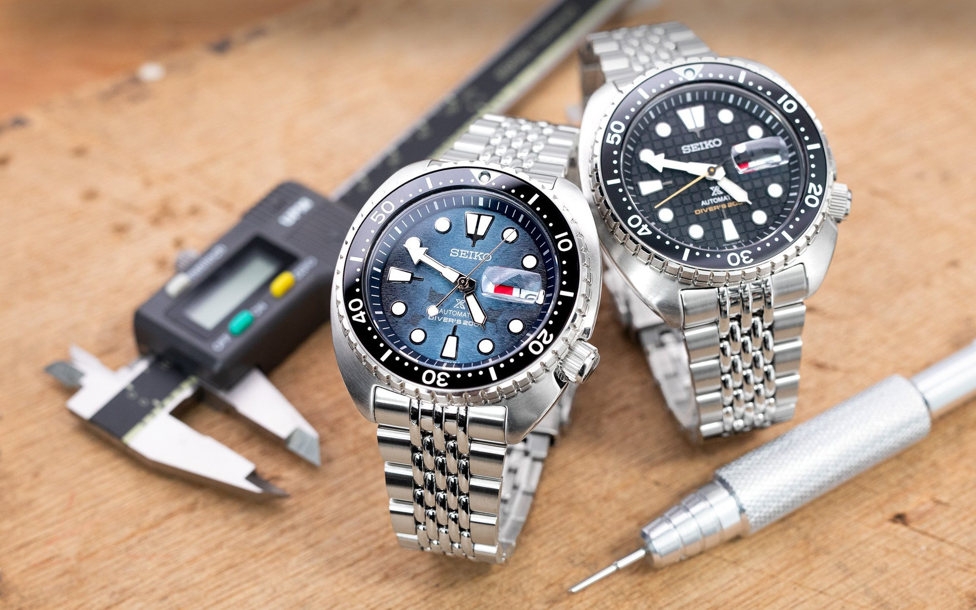 For Seiko New Turtles