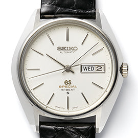 1970 Grand Seiko - 61GS Special, Caliber 6156