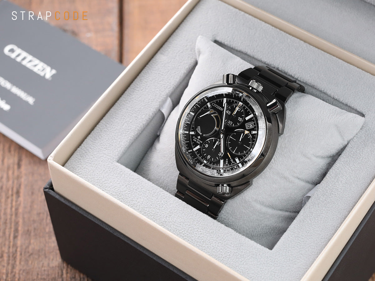 Citizen Watch Eco Drive 100th Anniversary AV0077-82E, Limited Edition of 3000 Pieces
