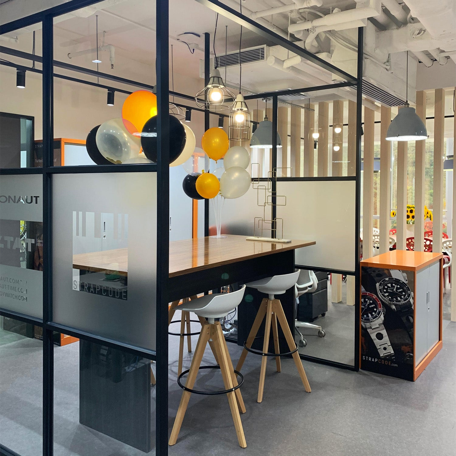 Strapcode Office Showroom