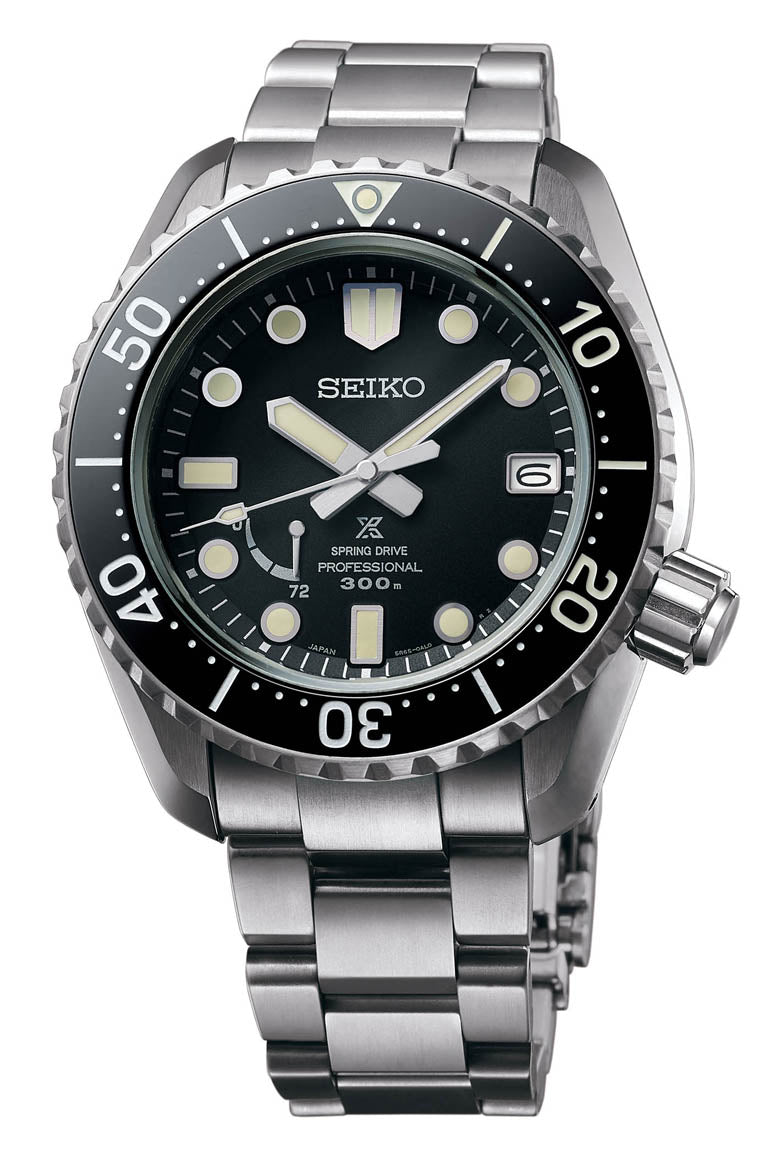The most expensive Seiko watch - Seiko Prospex LX Spring Drive SNR029