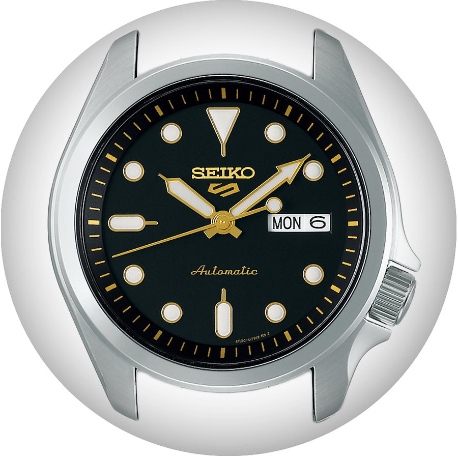 Seiko 5 sports 40mm watch bands