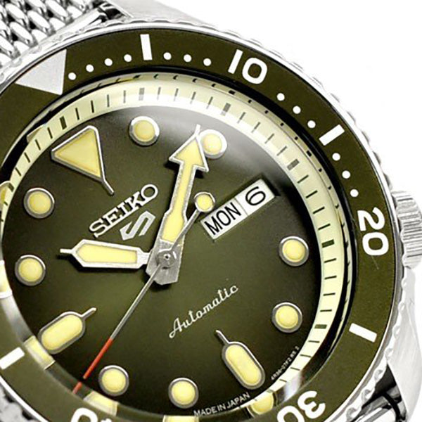 2019 - Rebirth of cool: The New Seiko 5 Sports line | Strapcode