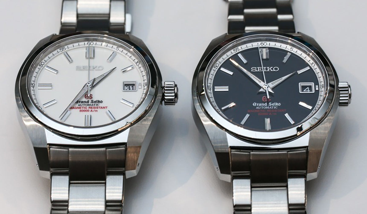 Grand Seiko SBGR Antimagnetic with caliber 9S65 inside