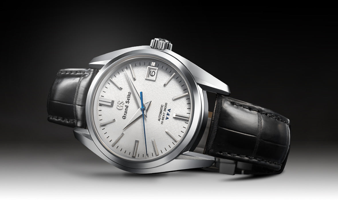 Grand Seiko Caliber 9S 20th Anniversary Limited Edition