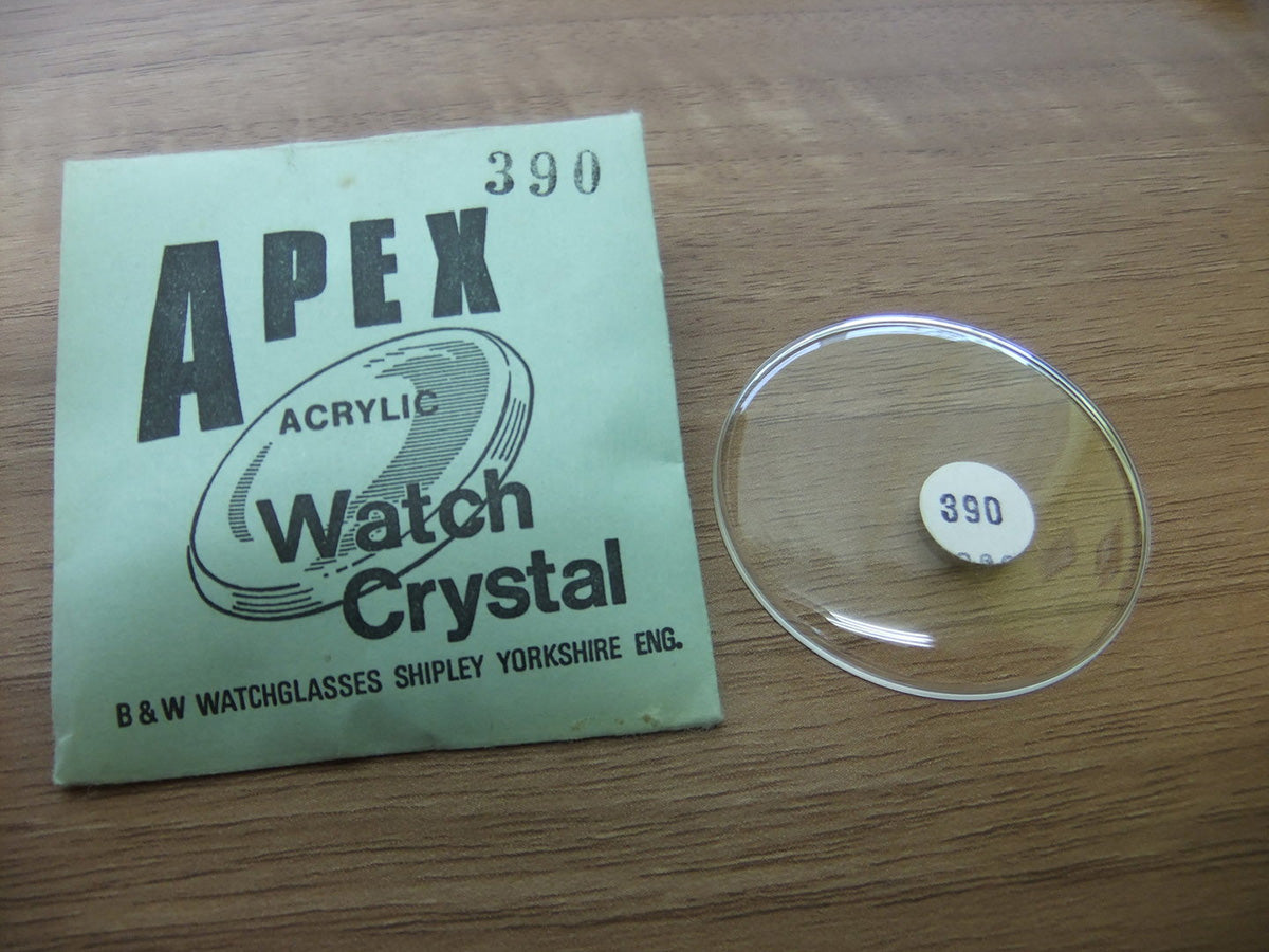 Acrylic Watch Glass for watches