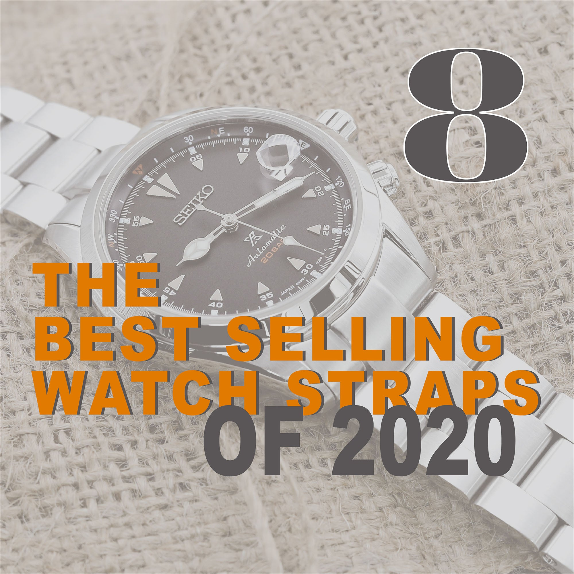 TOP 8 Selling Strapcode Watchband Collections in 2020